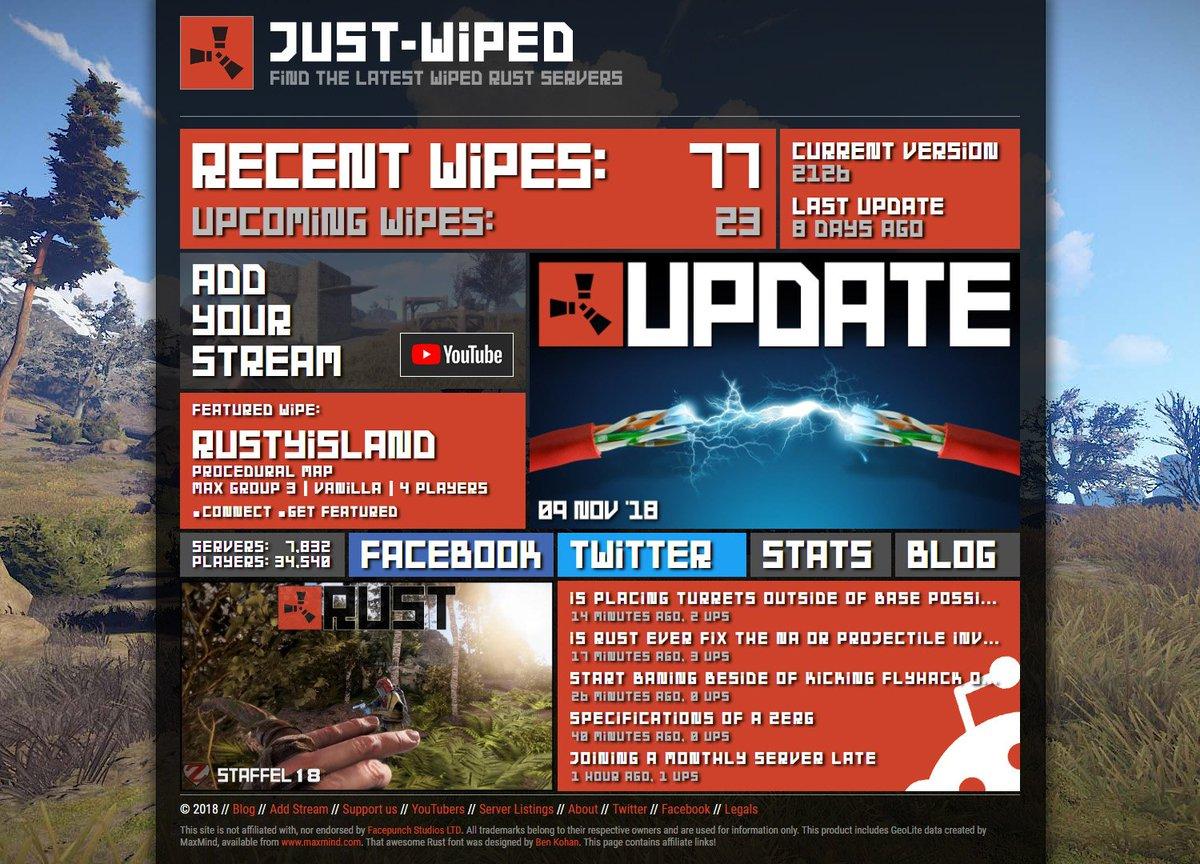 Rust Servers Net