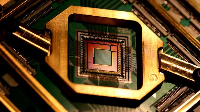#AI und #Quantencomputer - zwei Spitzentechnologien wie füreinander gemacht? D-Wave Systems stellt seine Fortschritte auf unserem Innovators Summit AI am 20. und 21. November in München vor. https://t.co/mKu2pky8j6
