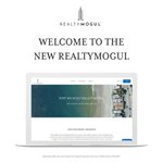 Today we are thrilled to unveil our new brand and new design. We started RealtyMogul six years ago and decided it was time to update our look and feel to better reflect who we are as an organization, our culture and our principles. See the website - https://t.co/rcmJfbnw1P