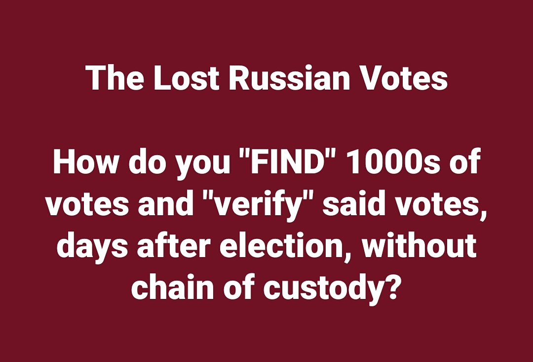 &quot;The people who cast the votes don&#39;t decide an #election, the people who count the votes do.&quot; - Joseph #Stalin #Russia #voterfraud #electionfraud #stufftheballotbox #Midterms2018 <br>http://pic.twitter.com/z234sGF2NC