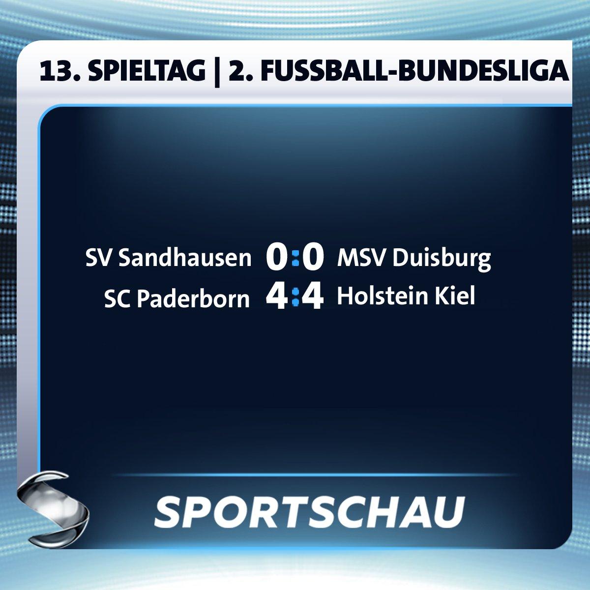 RT @sportschau: Okay, @SCPaderborn07 und @Holstein_Kiel. Das war mal unterhaltsam. 👏 #SVSMSV #SCPKSV https://t.co/ym5YrY3TCd