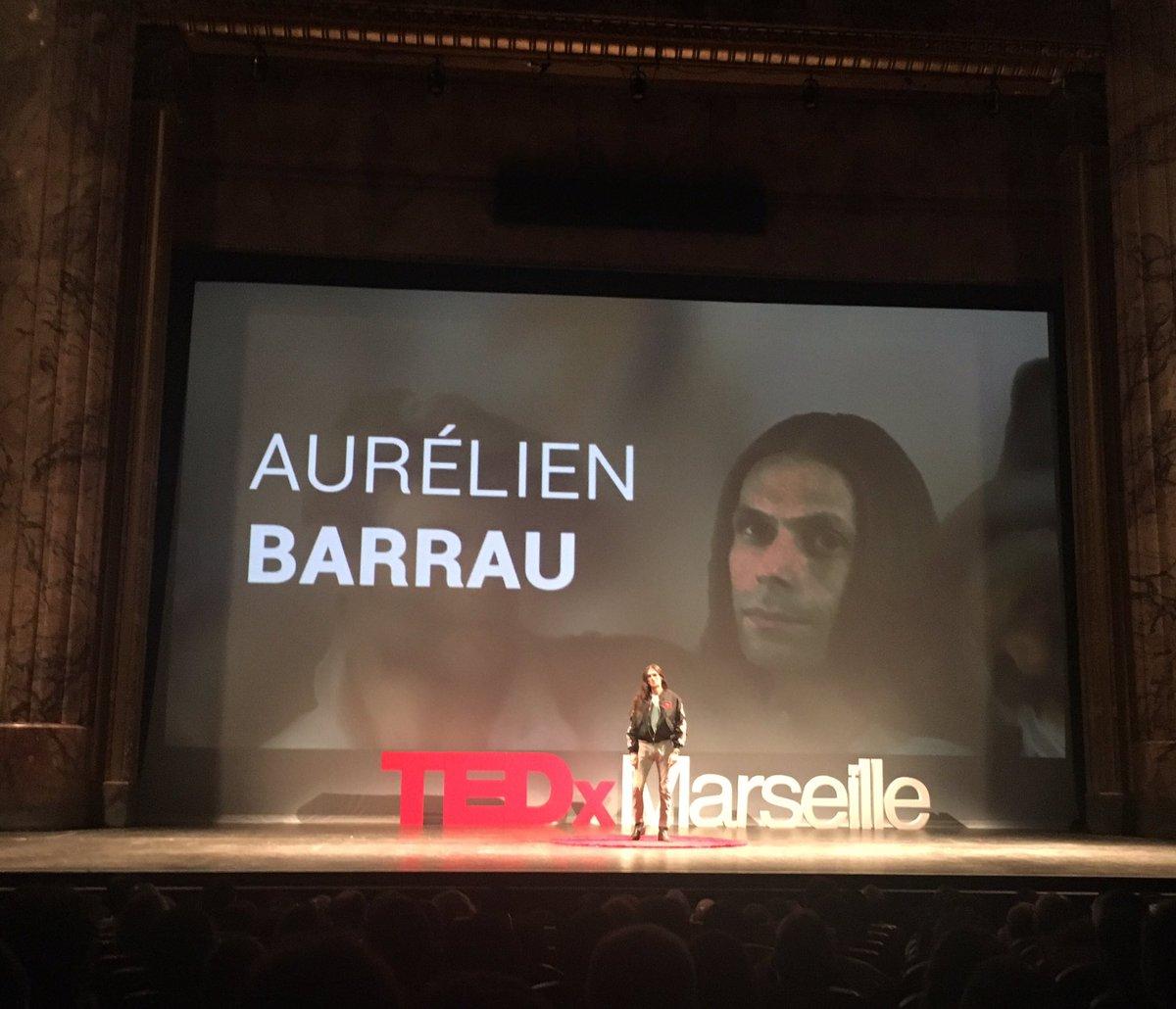 RT @CinAunay: #TEDxMarseille Superbe intervention d'Aurelien Barrau sur les trous noirs https://t.co/mRi9jhQup0