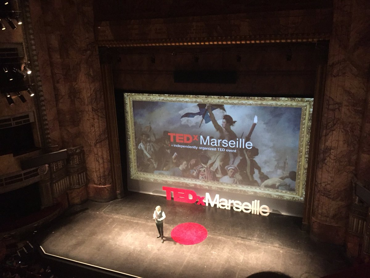 RT @Sellin44: #tedxMarseille Marius on t'aime - On a passé un super moment et on repart gonflés à bloc 👏👏👏 https://t.co/hZlyQKsIwx