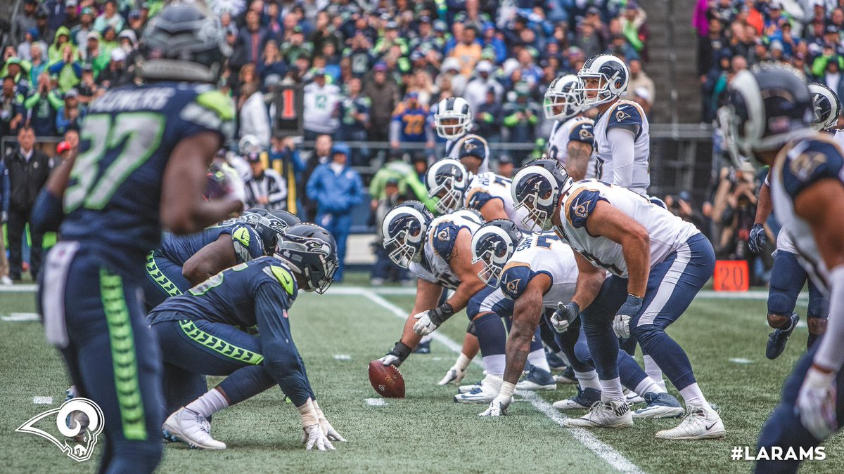 Healthy #LARams Look to Sweep Seahawks with Improved Run Defense #SEAvsLA Game Preview 📰 » gora.ms/dEKSrB