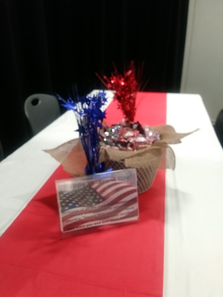 Harvest Feast Veteran Ceremony at Beallsville Complex. Thank you to Steve Smith, Marine Veteran, for being a guest carved. Happy Veterans Day. #WeAreTNG , #MomentsMatter<br>http://pic.twitter.com/9zh8ZRgSBW
