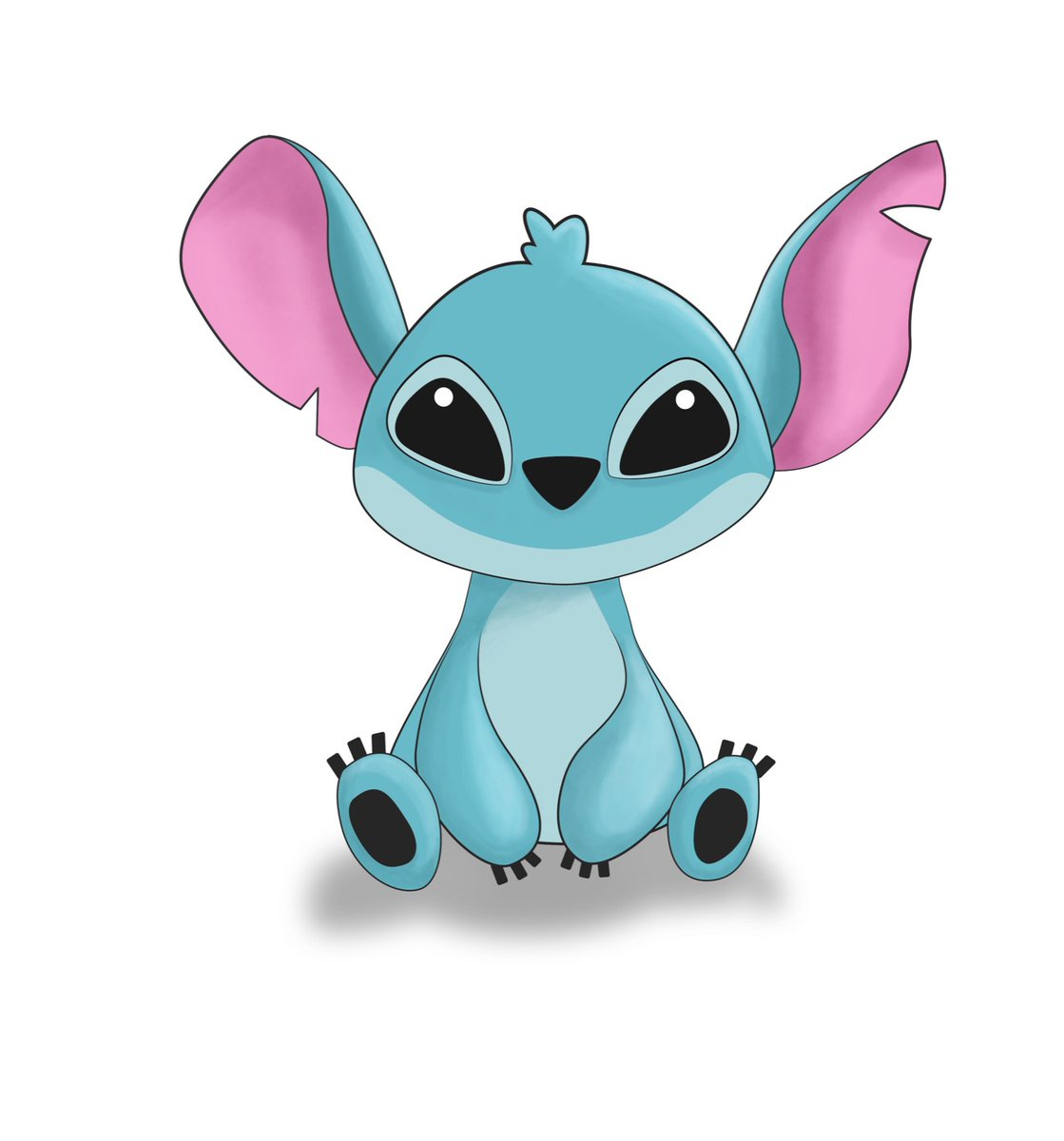 Stitch is here!   Made in affinity designer for iPad. Loving the vector and pixel personas. #illustration #madeinaffinity #affinitydesigner   @affinitybyserif<br>http://pic.twitter.com/Bp3b5Vwc8x