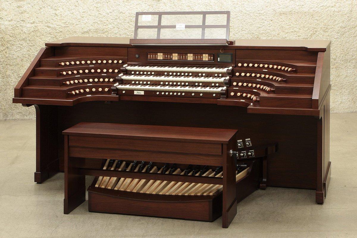 Allen Organ Company on Twitter: