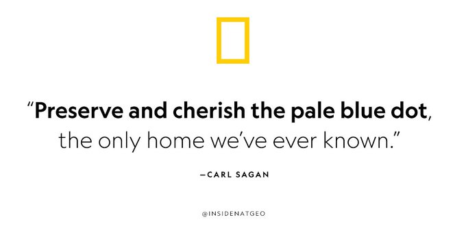 Happy birthday, Carl Sagan! The famed astrophysicist and cosmologist was born on this day in 1934.