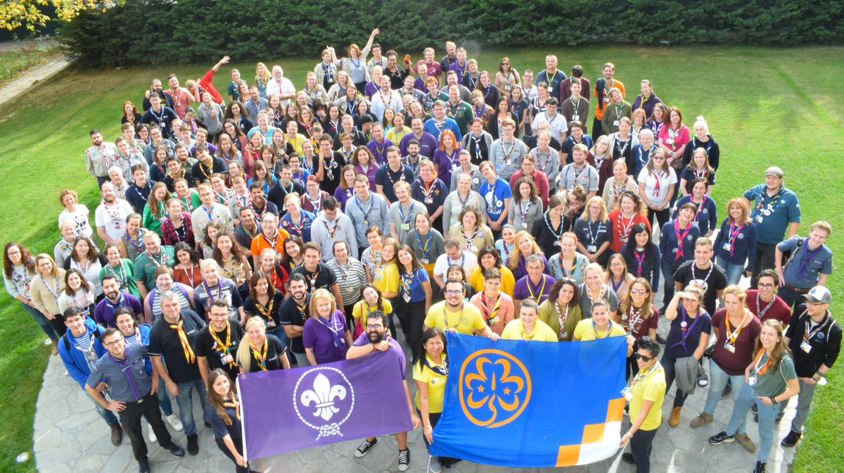 test Twitter Media - The class of The Academy 2018!  #Academy2018 #spicesofscoutingandguiding https://t.co/stURkbX9fU