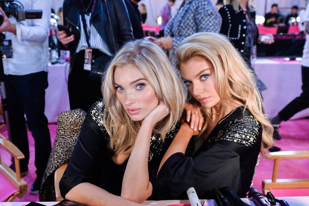 RT @SMaxwellBr: Stella Maxwell no backstage da Victoria's Secret Fashion Show. #VSFS2018 https://t.co/KzgkEL3zoc