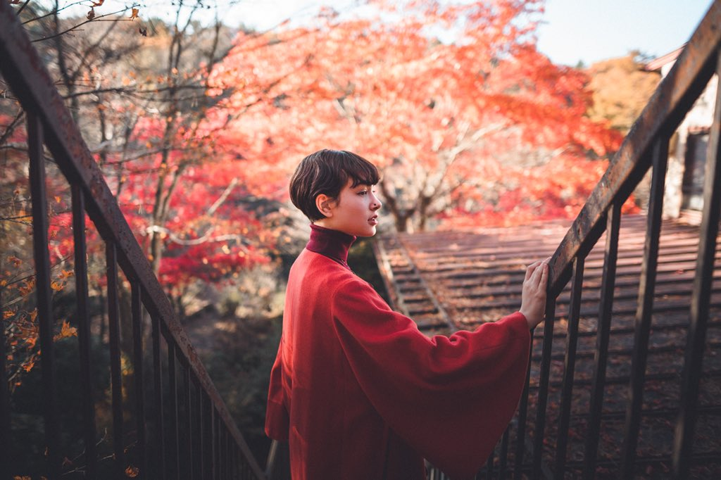 fall adventures in japan