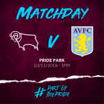 The beginning of a big, big run.Let's roar, Villa. 👊#PartOfThePride #AVFC