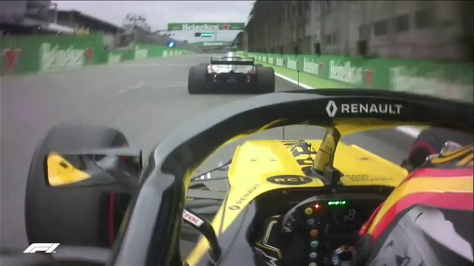 Red flag 🚩 Wheel-to-wheel battles 👀 Seb radio gold 😂 FP2 was #BrazilGP 🇧🇷 Foto