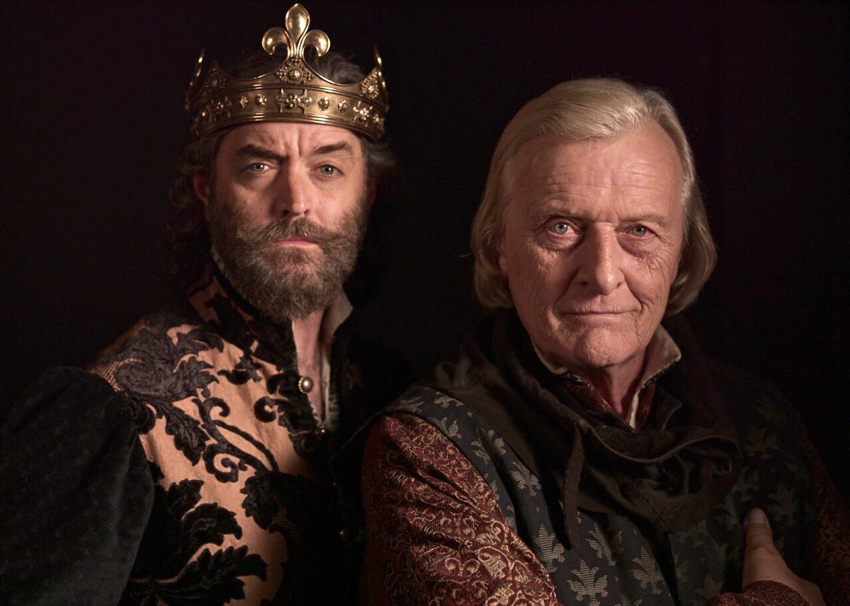 #FlashbackFriday  to a #GALAVANT  Family portrait when the Legend, #RutgerHauer played my big brother ,#Kingsly<br>http://pic.twitter.com/P4Xs04FcQt