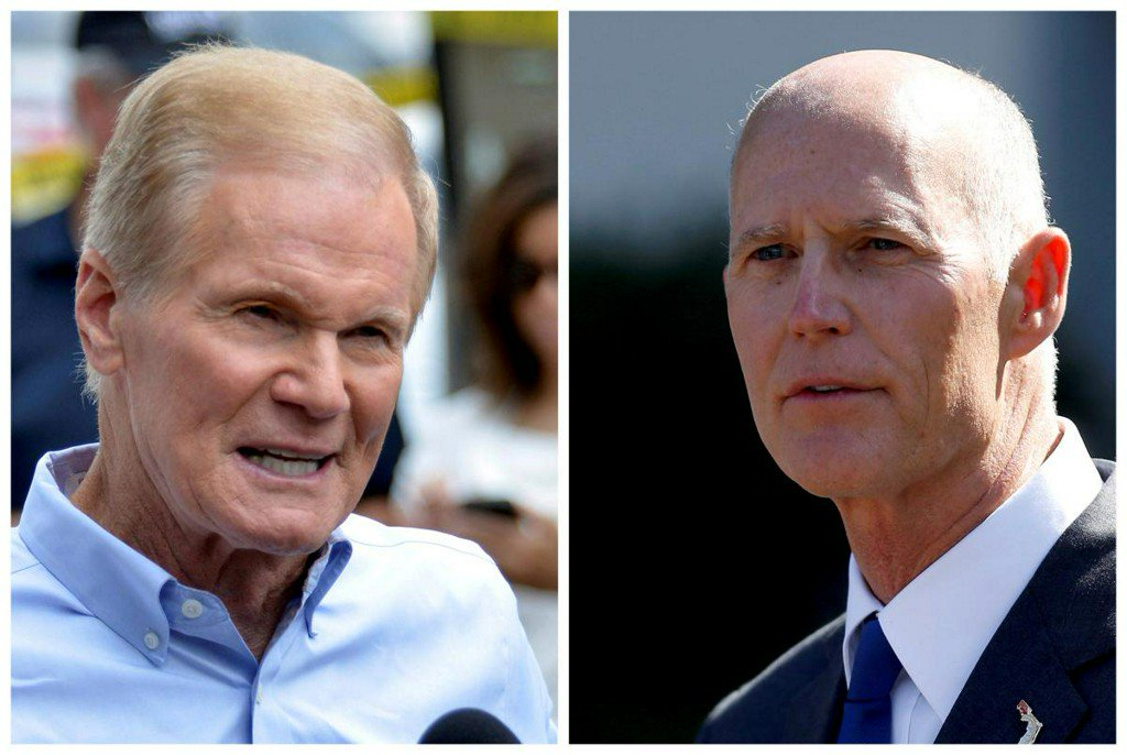Democrats dig in for Florida recount battle, Trump sends lawyers https://t.co/u7kMZAvLni https://t.co/DsftyqguHq