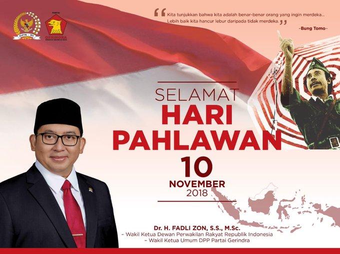 """Selamat Hari Pahlawan Nasional. Mengingat Bung Karno, Bangsa yang besar adalah bangsa yang menghargai jasa pahlawannya."""" #haripahlawannasional Photo"""