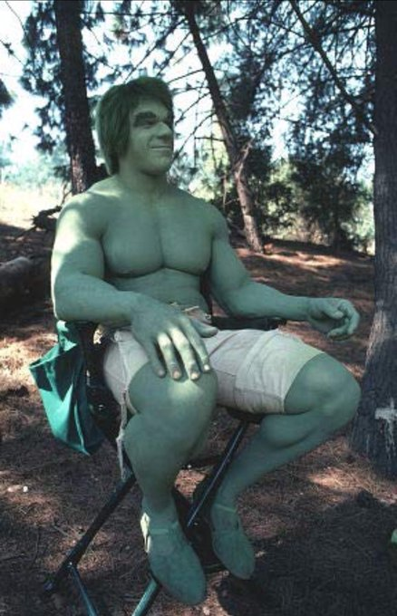 Wishing Lou Ferrigno a happy 67th birthday!! Watch him play on The Incredible Hulk !