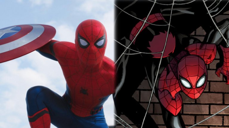 spiderman black and red - 767×431