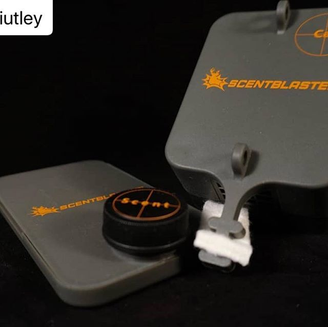 @jaiutley (@make_repost) ・・・ Finally ready to place the #scentblaster out. With all the Buck activity the timing may just be perfect. #deerhunting #scentblaster #deerlure #sonya6500