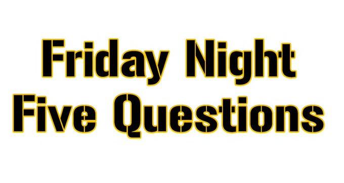 2018 NFL Week 10: Steelers Friday Night Five Questions Foto