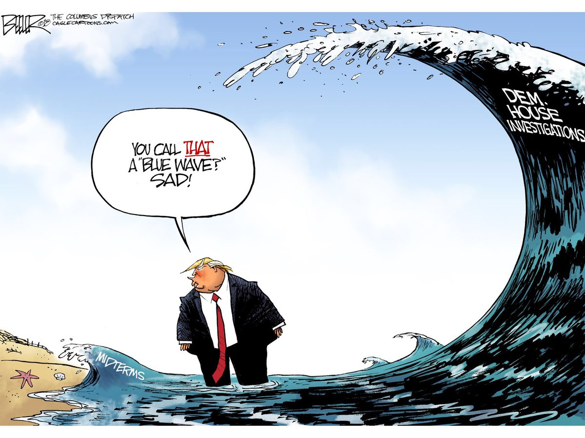 Yes!  The blue wave keeps growing!!   Make Trump accountable!! #saveourdemocracy  #TermLimits  #liesmatter #republicanabusers  #SaveDemocracy  #AbuseOfPower #TrumpFelony #StopKavanaugh #RepublicansHateWomen  #gopmorallybankrupt #ClimateActionNow #DemsTakeTheHouse<br>http://pic.twitter.com/wQTwvywPxX