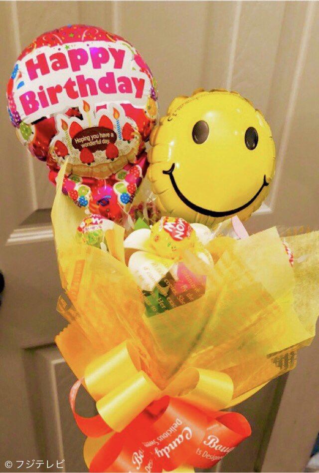 そして!先日11月3日は錦戸くんのお誕生日🎂この間のロケでお祝いしましたよ(^ν^)錦戸くん、34歳の誕生日おめでとうございます!!