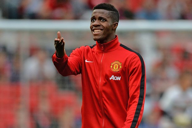 Happy 26th Birthday to former man Wilfried Zaha   What might have been!