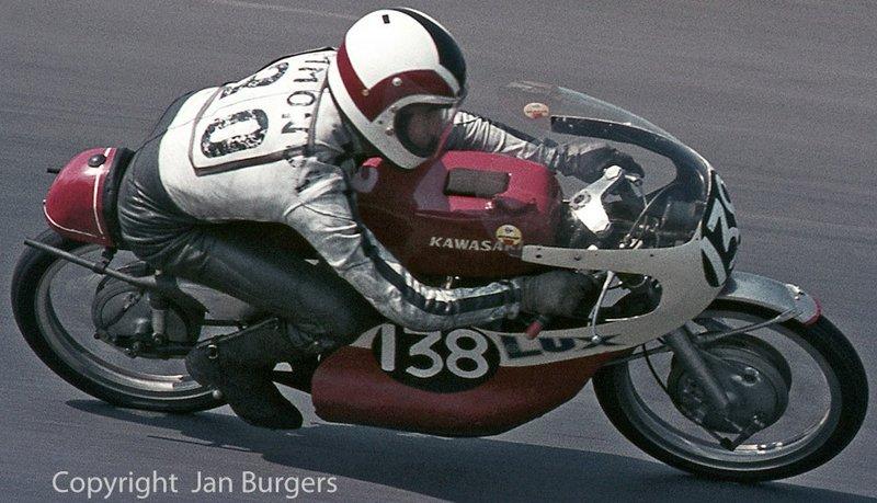 Wxat Gp500 On Twitter Dave Simmonds Kawasaki 125 Nurburgring 1972