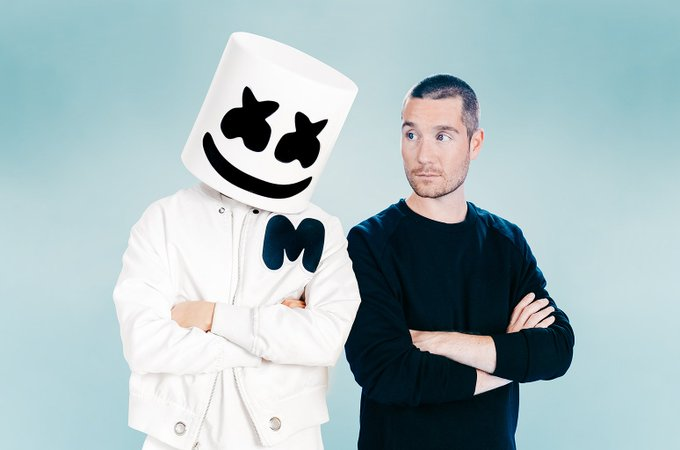Anatomy of a Hit: Marshmello & Bastille break down how Happier became their biggest hit Foto