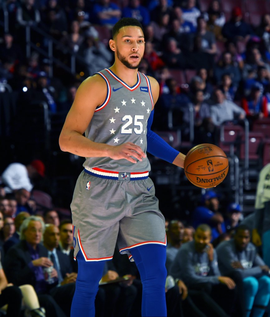 separation shoes 0821b 92e1b NIKExNBA City Edition THREADS Ben Simmons Cit HereTheyCome ...