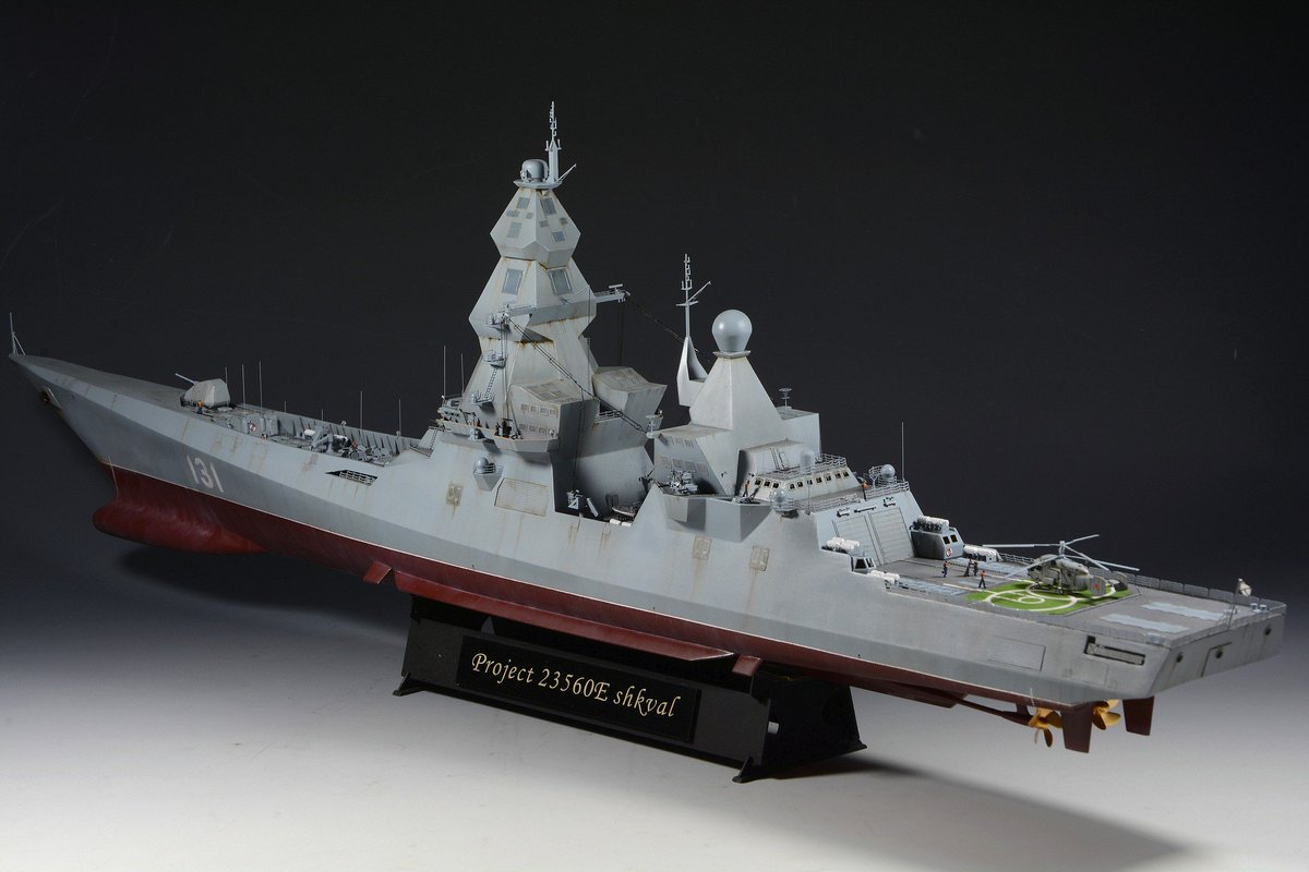"""Promising destroyer """"Lider-class"""" - Page 10 Drn2yaxVAAArqD3?format=jpg"""