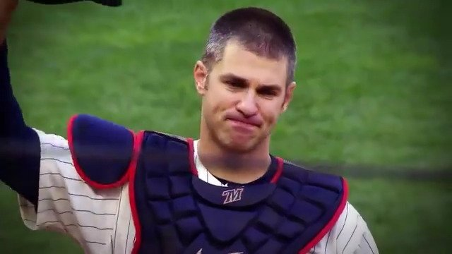 Not many people get to play for their hometown team.  Joe Mauer did it for 15 years. #ThankYou7 https://t.co/Im1SJoBqtX