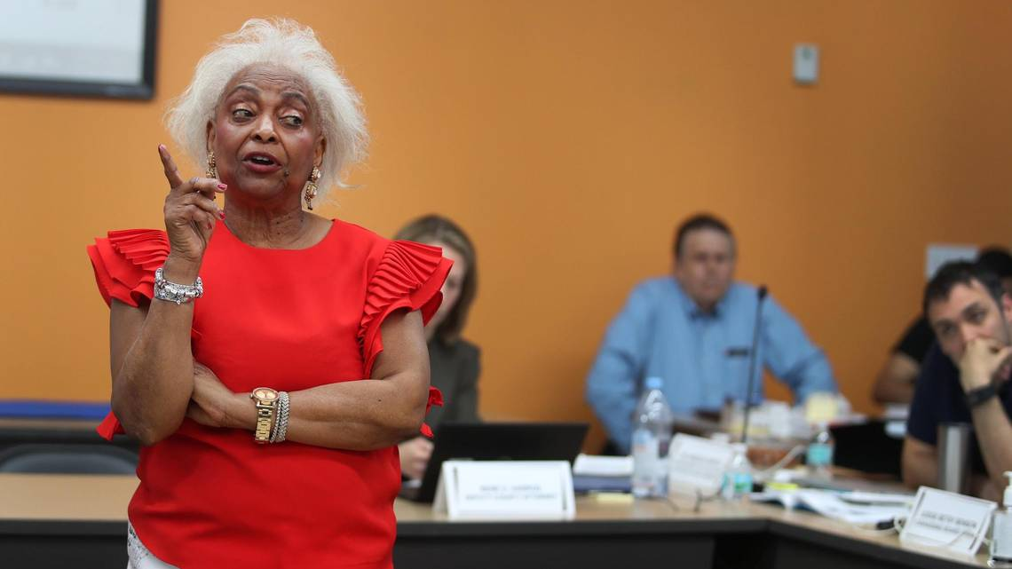 Whoops! Brenda Snipes' office mixed bad provisional ballots with good ones https://t.co/dEr9b5AZ7G