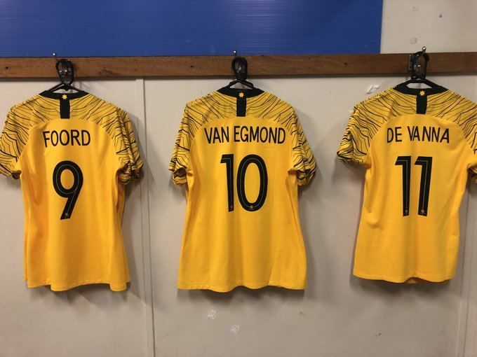 What's your score predictions? And who do you think will be first goal scorer? #GoMatildas #AUSvCHI Photo