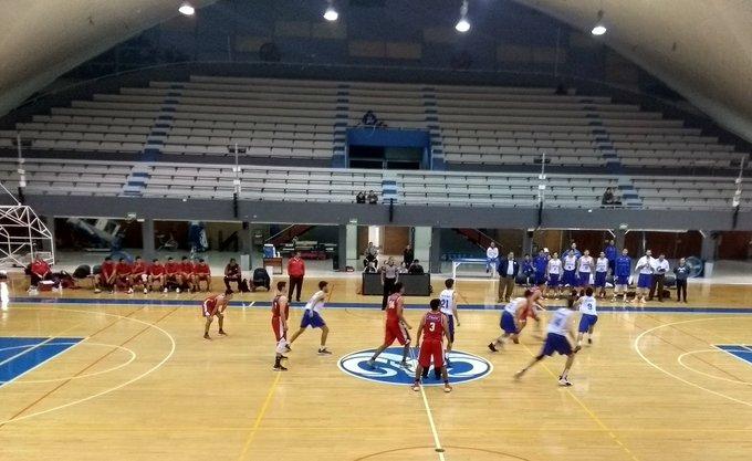 División I Varonil ABE 🏀 Marcador Final @upaep 71 vs 69 @BorregosMty Arena Borregos Foto