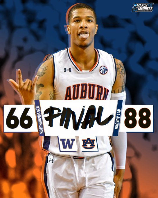 STATEMENT WIN! 💪 No. 11 Auburn dismantles No. 25 Washington on The Plains! #WDE Photo