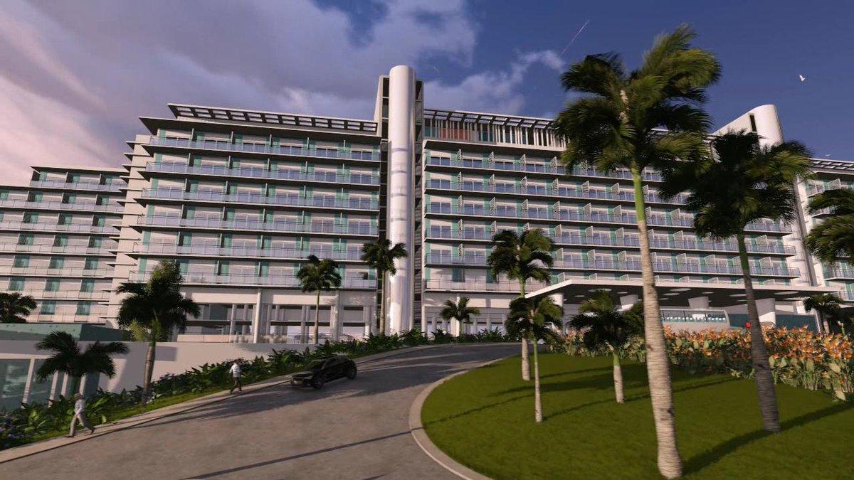Nuevo Hotel Internacional de Varadero