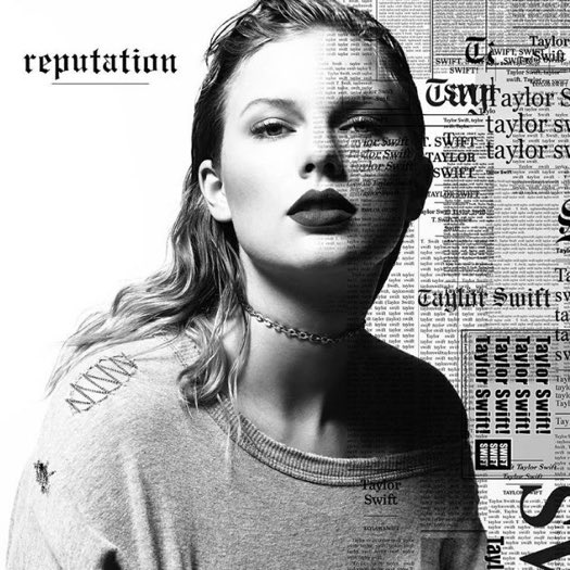It's #1YearofReputation 🎉 #Comment your favorite lyric from the album with #AriasTaylorSwift Don't let this flop😘