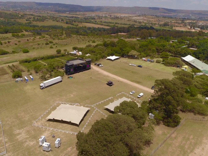 #primefest is Happening Today @Prime_Circle get your tickets ASAP Doors open 10am. @Computicket Photo