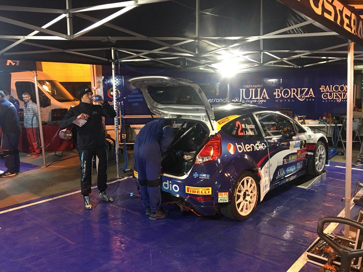 CERA: 24º Rallye La Nucía Mediterraneo - Trofeo Costa Blanca [9-10 Noviembre] - Página 2 DrnswMEWkAMgmn-