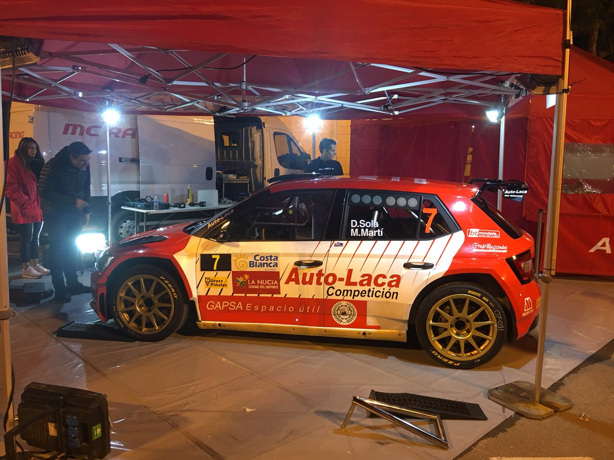 CERA: 24º Rallye La Nucía Mediterraneo - Trofeo Costa Blanca [9-10 Noviembre] - Página 2 DrnswMGWsAAHP5q