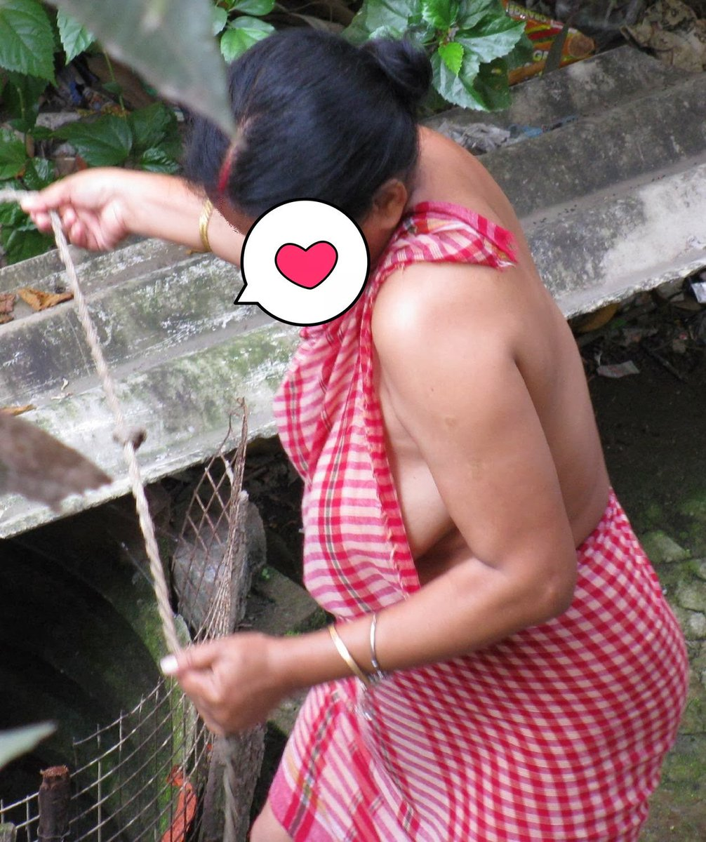 Thai Aunty Outdoor Pissing