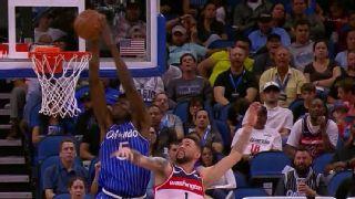 #NBA Nikola Vucevic helps Magic beat Wizards 117-108 Foto