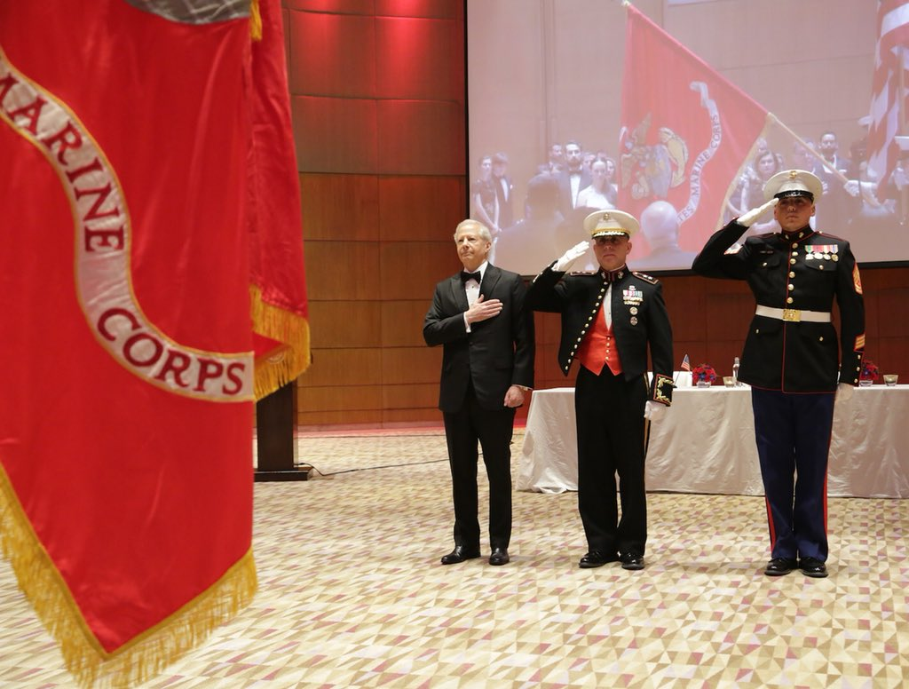 Happy birthday to the U.S. #Marine Corps. #SemperFi! #USMarines