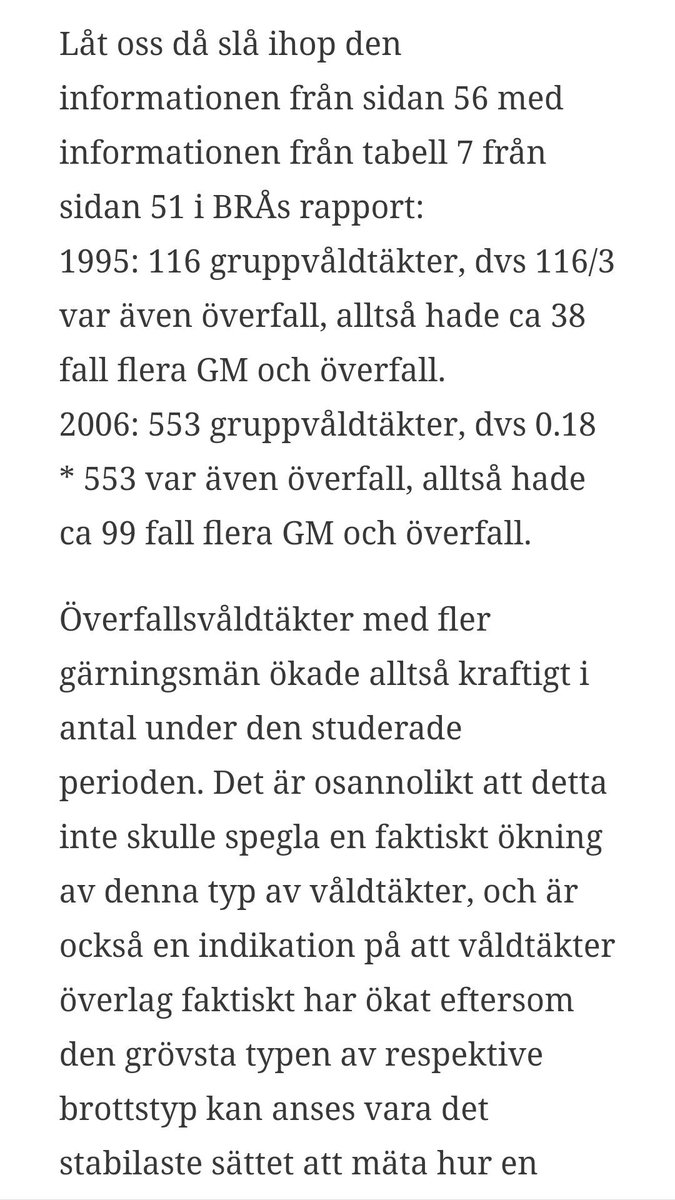 Valdtakterna okar i stockholm