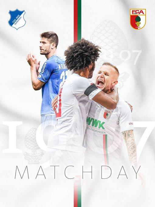 WIR für EUCH und IHR für uns: ALLES geben und mit einem positiven Gefühl in die Länderspielpause gehen! 👊 #tsgfca #matchday Foto