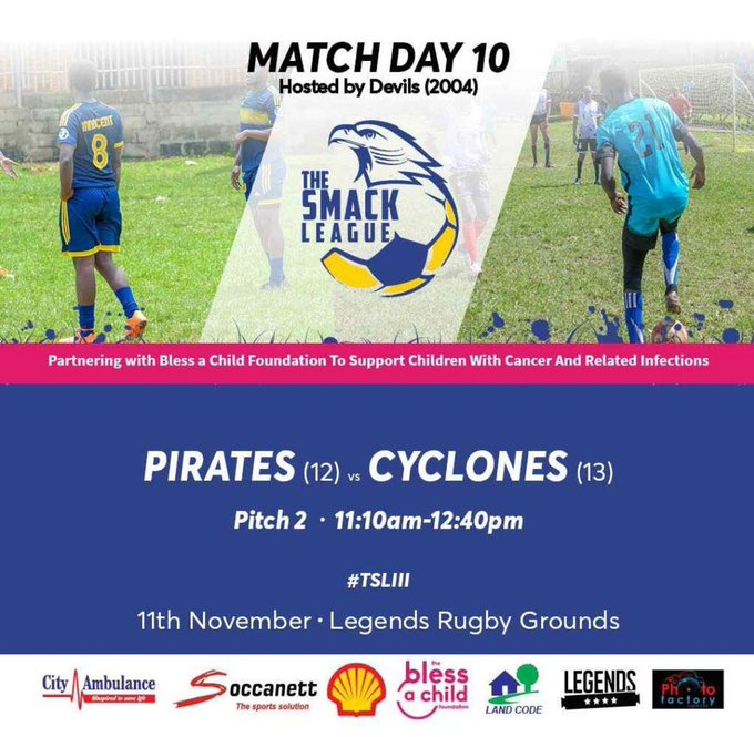 It's derby day this Sunday as we take on our young brothers the @CYCLONES_FC . Be sure not to miss the action as our new coach @mina_know takes charge for the very first time. A lot of pleasantries after the game too! Photo