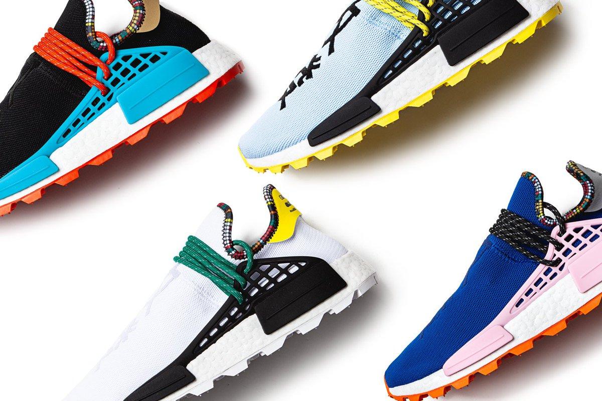 f382978e54c6 Available now   adidas  Pharrell Williams HU NMD Inspiration Pack  https   cultedge.com adidas-pharrell  …  adidas  pharrellxadidas  pic.twitter.com  ...