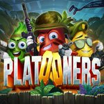 Image for the Tweet beginning: RT @casinohighlight: Slot Review: Platooners