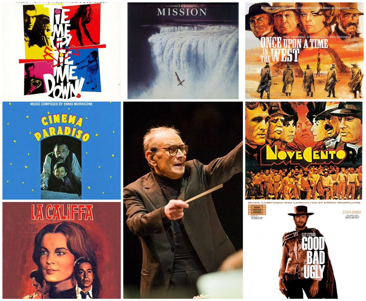 test Twitter Media - RT @FilmBayona: Happy 90th Birthday, Maestro Ennio Morricone!! https://t.co/9BgDwBmXkK